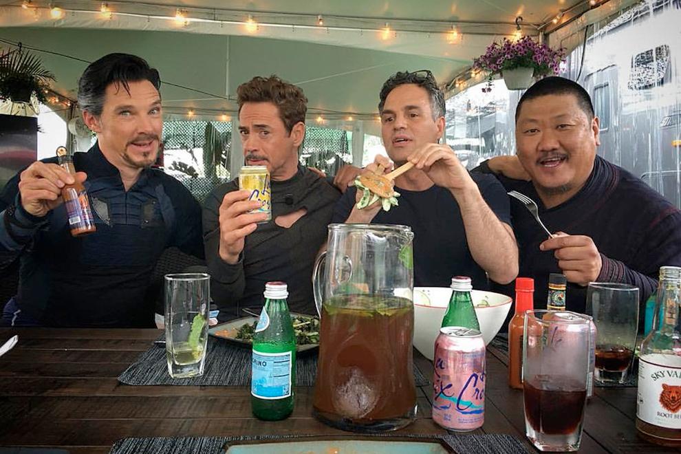 Marvel собираются объявить название фильма «Мстители 4